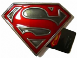 Superman - Classic Man of Steel - Belt Buckle with display stand - Officially Licensed. Code BUC051